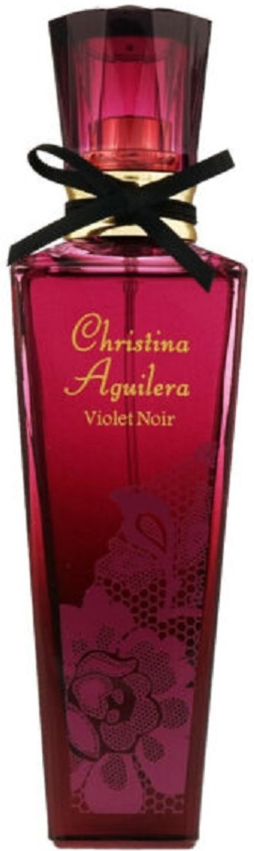 Christina Aguilera Violet Noir Edp Spray 50ml