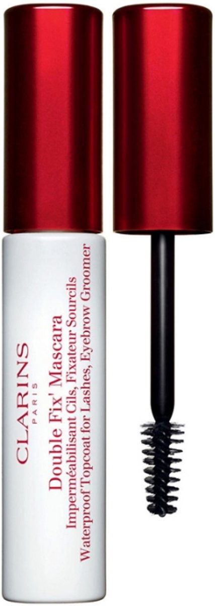 Clarins Double Fix Mascara Waterproof Topcoat Mascara 7 ml