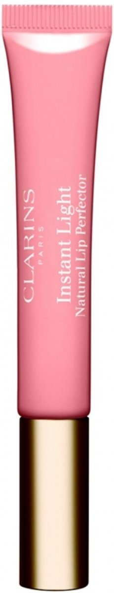 Clarins Eclat Minute Embellisseur Lèvres Lipgloss 12 ml - 01 - Rosé shimmer