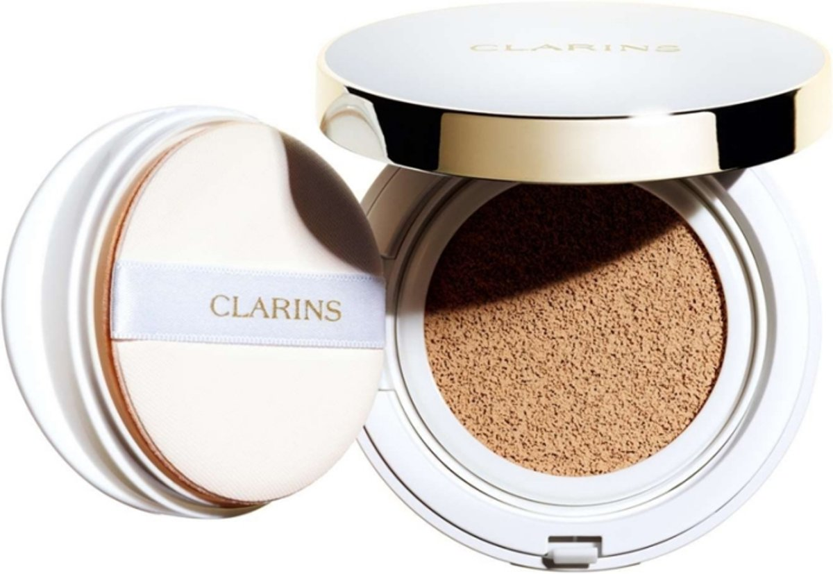 Clarins Everlasting Cushion Foundation SPF50 – 112 Amber  - Foundation