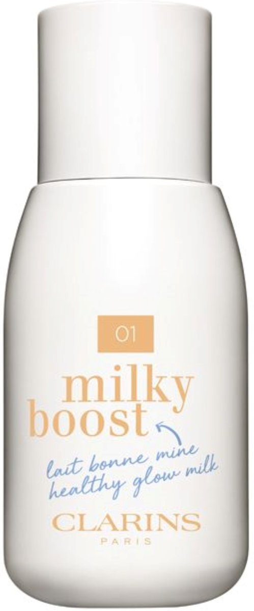 Clarins Milky Boost Foundation 50 ml