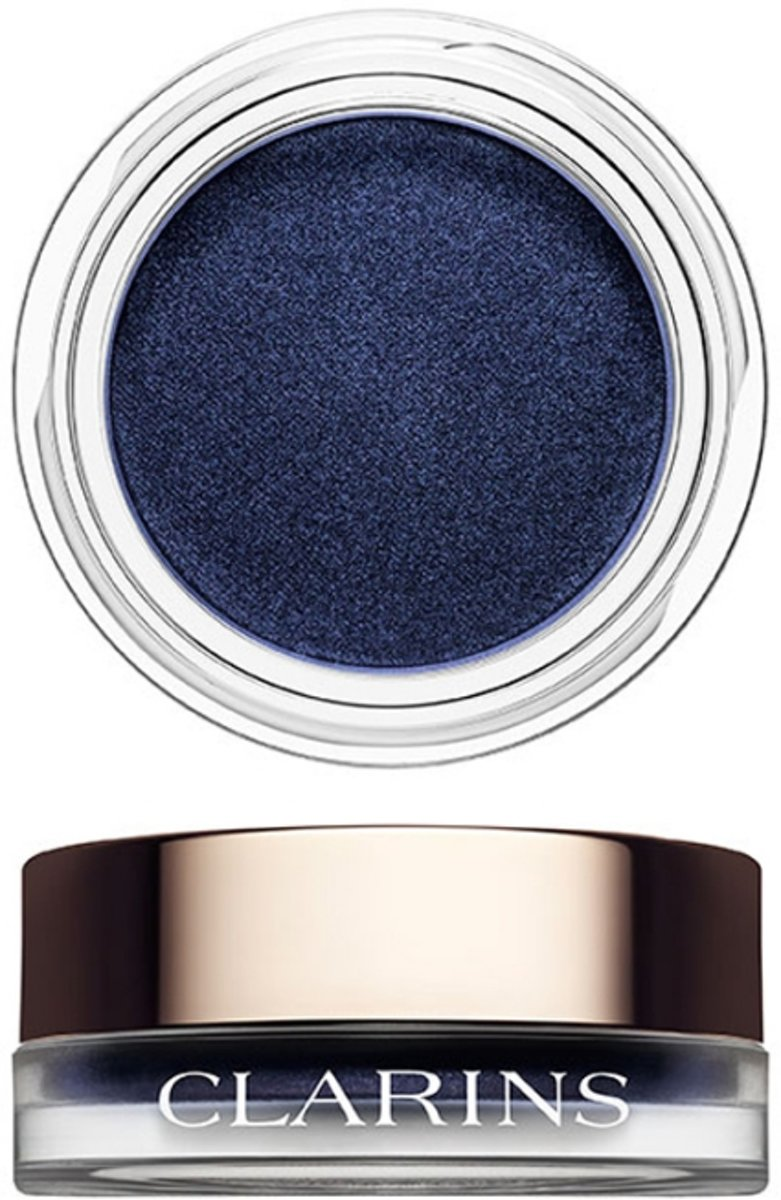 Clarins Ombre Matte Cream-to-Powder - 10 Midnight Blue - Oogschaduw