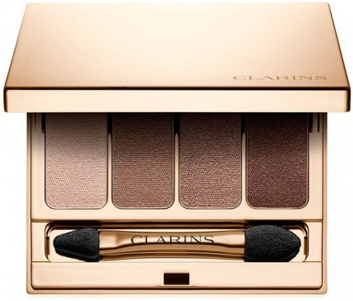 Clarins Palette 4 Couleurs Oogschaduwpalette 6.9 gr - 03 - Brown