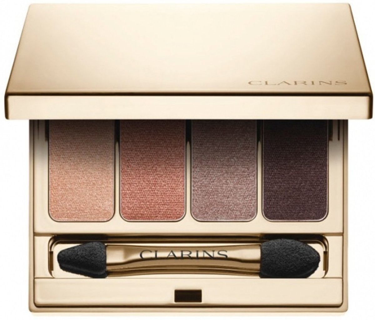 Clarins Palette 4 Couleurs Oogschaduwpalette 6.9 gr. - 01 - Nude