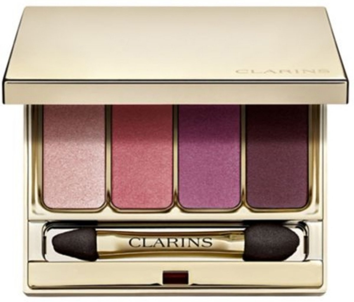 Clarins Palette 4 Couleurs Oogschaduwpalette 6.9 gr. - 07 - Lovely Rose