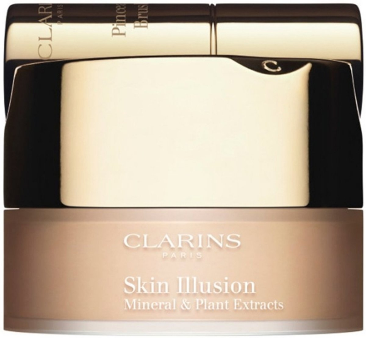 Clarins-Skin Illusion Loose Powder Foundation-nr.107