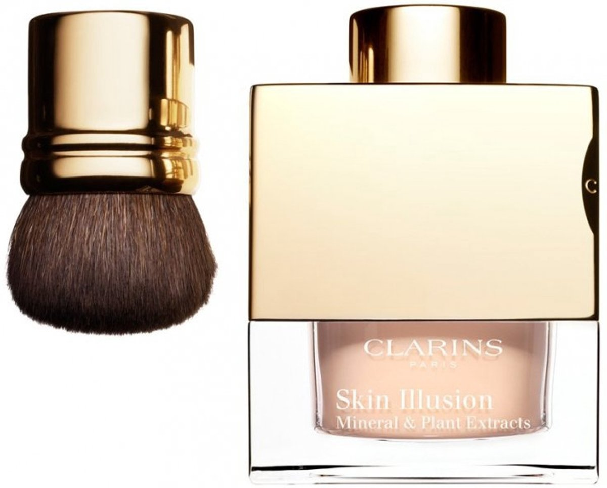 Clarins Skin Illusion Losse Poeder Foundation