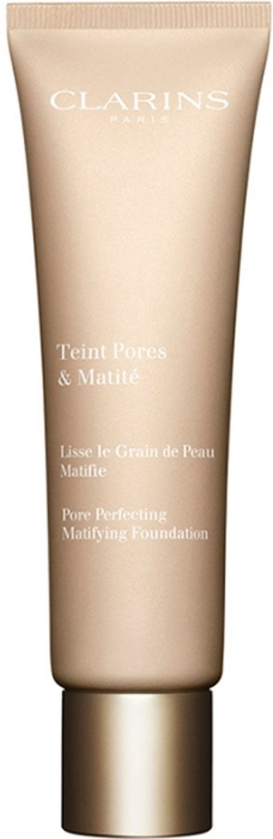 Clarins Teint Pores & Matité Foundation 30 ml - 03 - Nude Honey