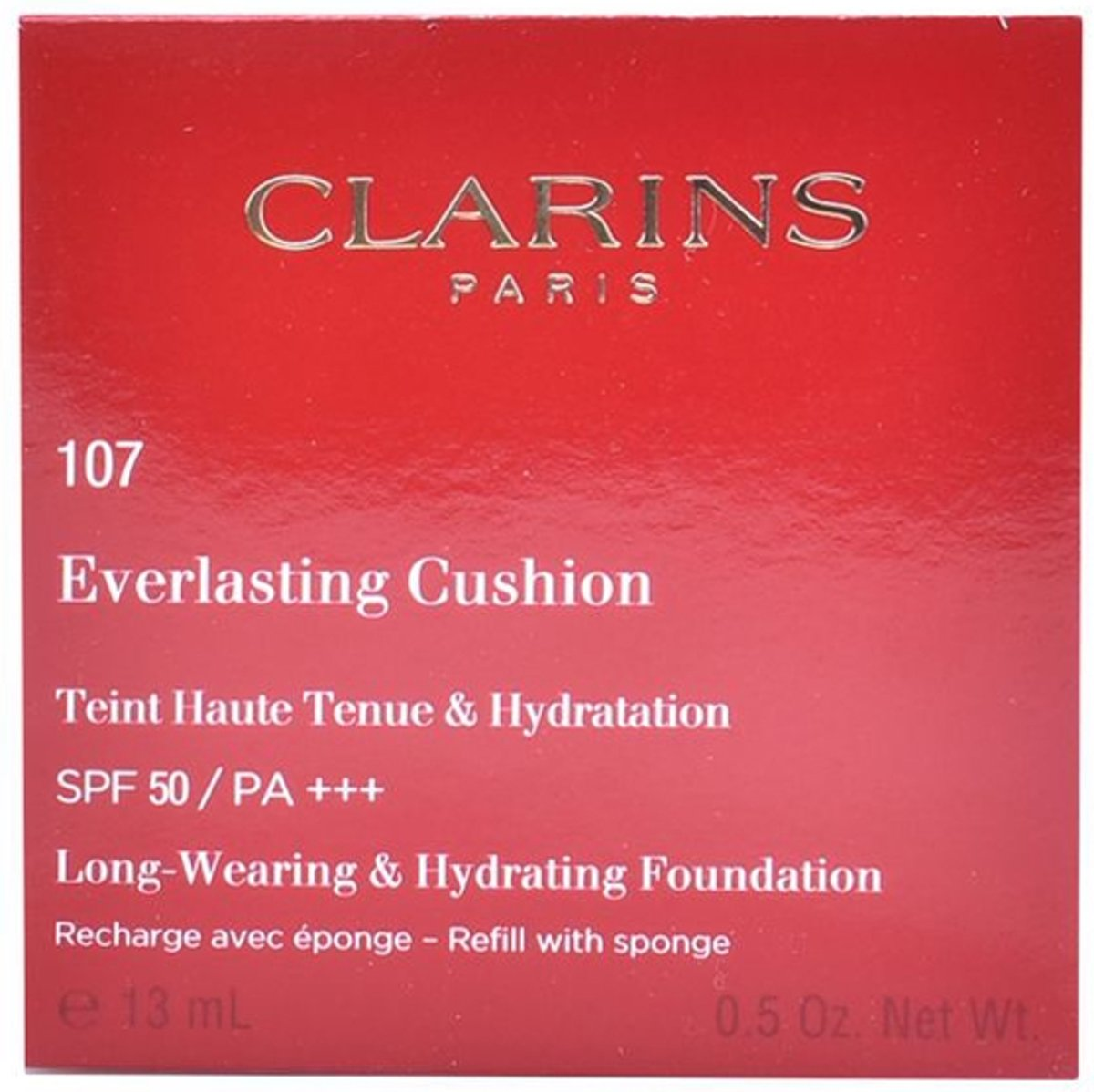 Hervulling voor Foundation Makeup Everlasting Clarins