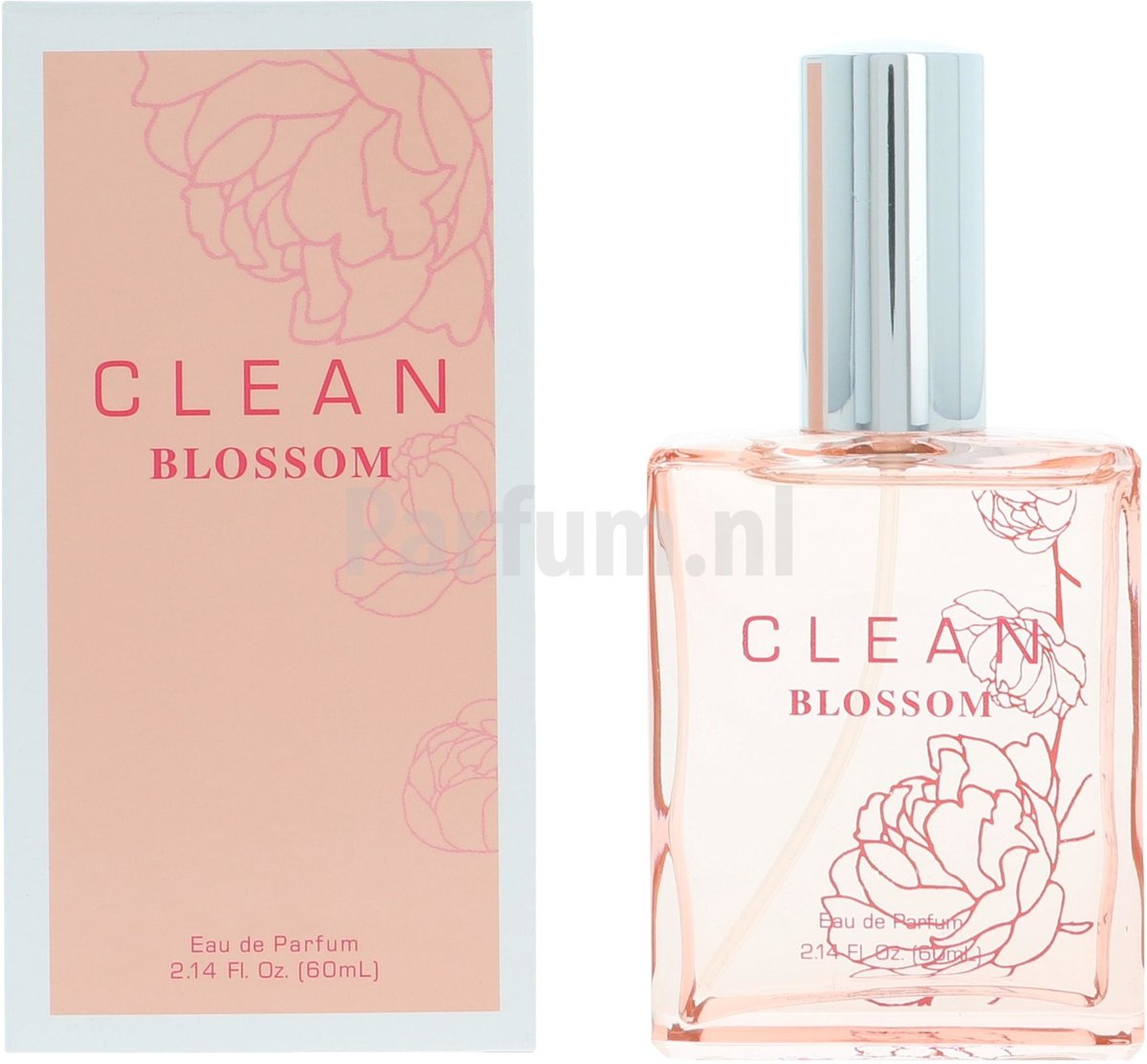 Clean Blossom Edp Spray 60 ml