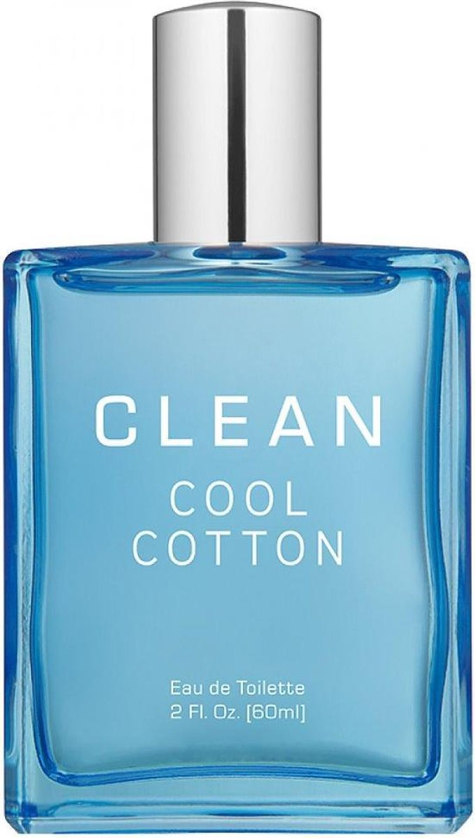 Clean Cool Cotton Eau De Toilette 60Ml
