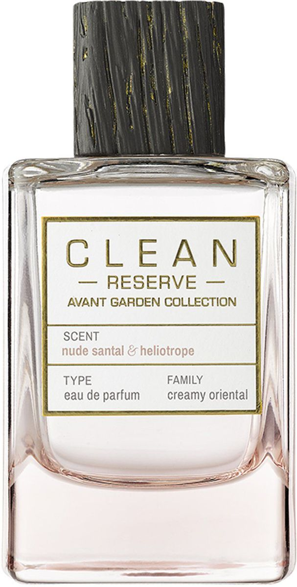 Clean Reserve Nude Santal & Heliotrope Edp Spray 100ml