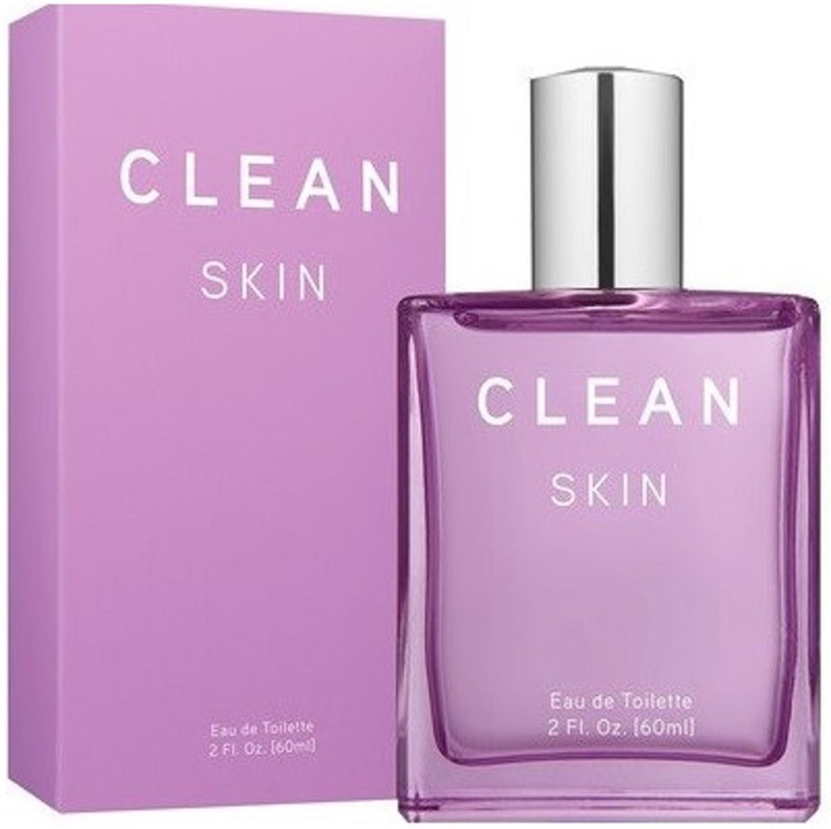 Clean Skin Eau De Toilette 60Ml