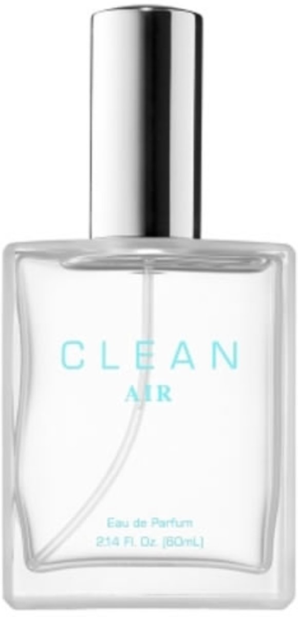 MULTI BUNDEL 2 stuks Clean Air Eau De Perfume Spray 60ml