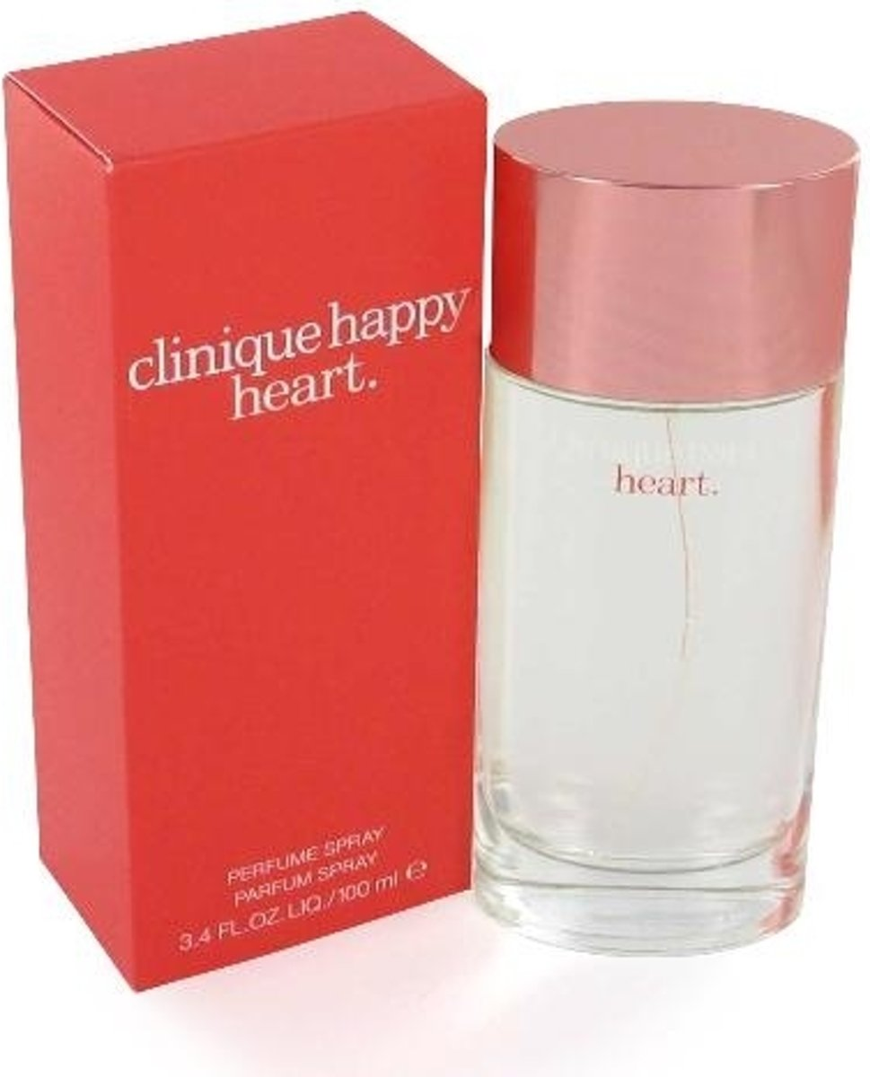 Clinique - Eau de parfum - Happy Heart - 100 ml