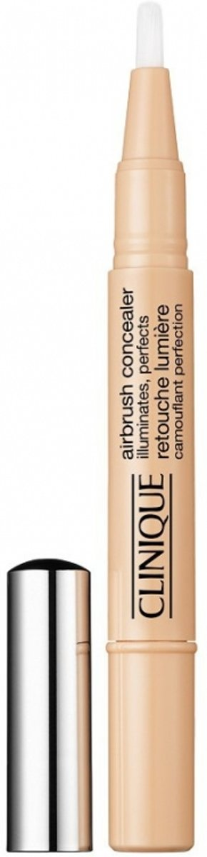 Clinique Airbrush Concealer Illuminates Perfects - 07 Light Honey - 1.5 ml