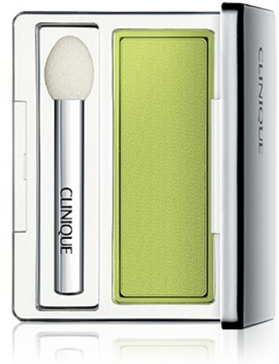 Clinique All About Shadow Single - Soft Shimmer Single - Lemongrass Groen Shimmer oogschaduw