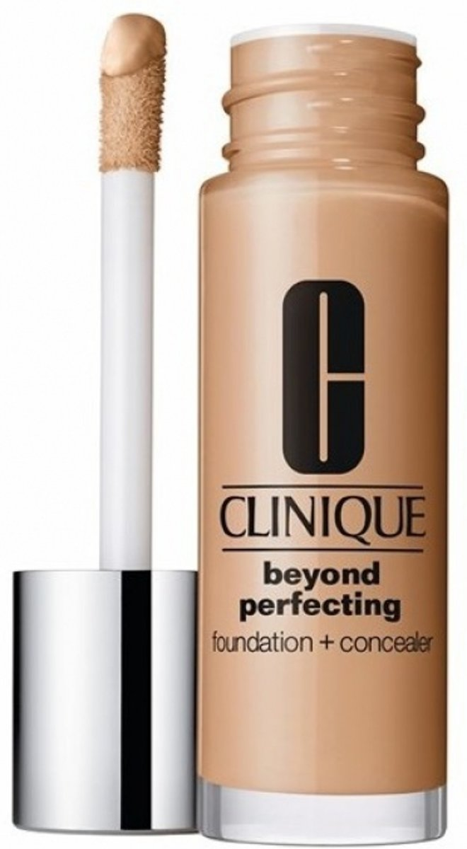 Clinique Beyond Perfecting Foundation + Concealer 30 ml - 14 - Vanilla