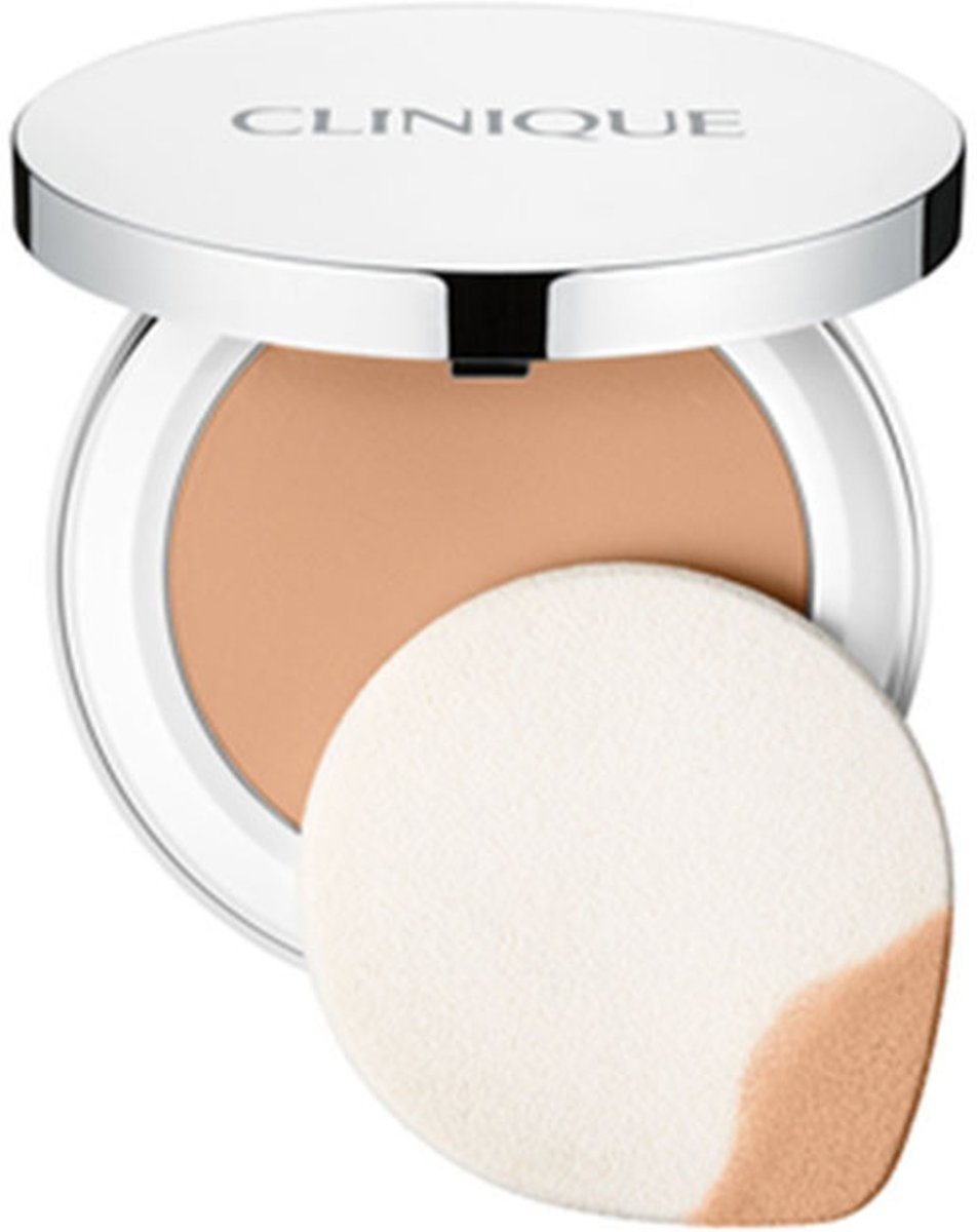 Clinique Beyond Perfecting Powder Foundation & Concealer - 07 Cream Chamois - Foundation