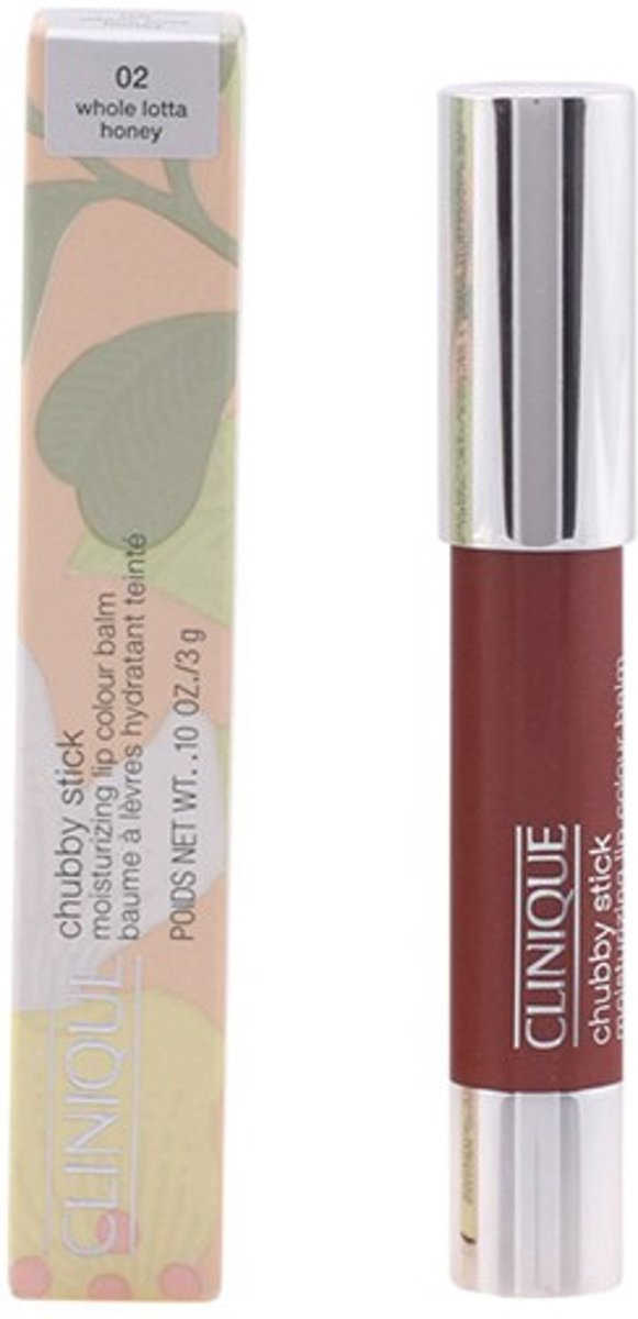 Clinique Chubby Stick Moisturizing Lip Colour Balm 4 gr