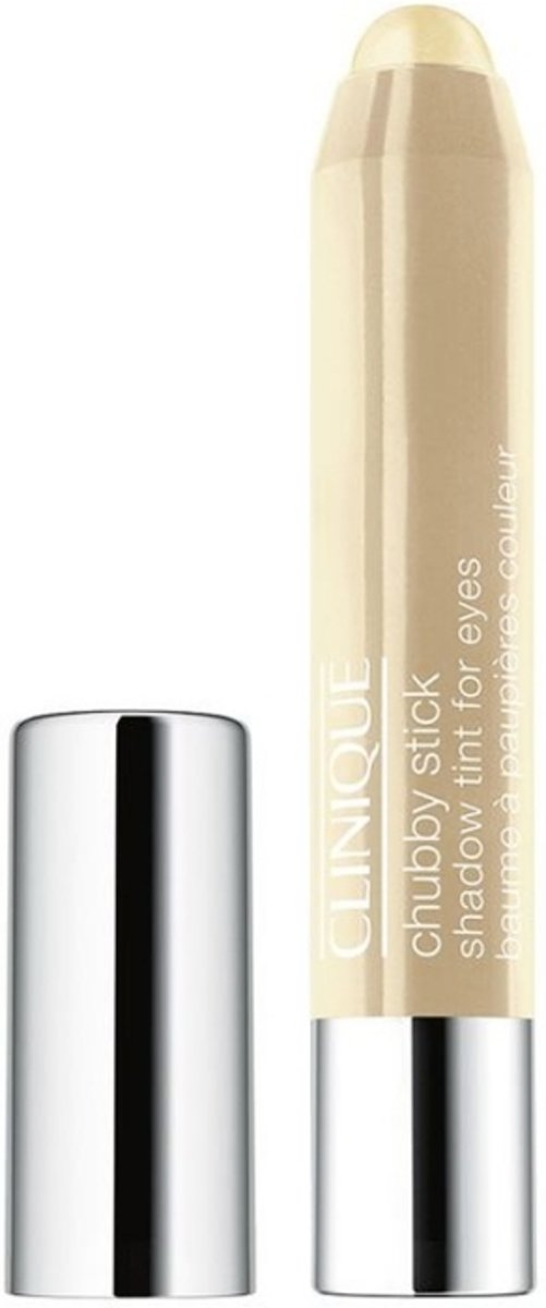 Clinique Chubby Stick Shadow Tint for Eyes - 14 Grandest Gold - Oogschaduw