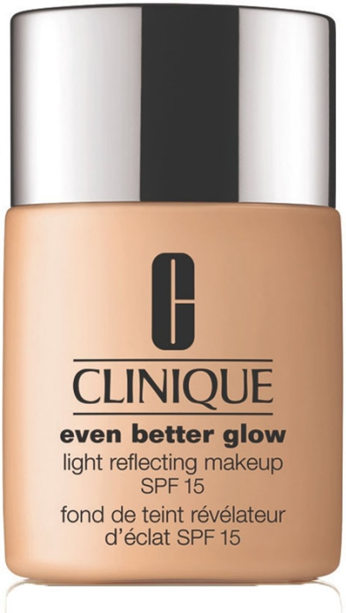 Clinique Even Better Glow Foundation 30 ml - CN62 - Porcelain Beige