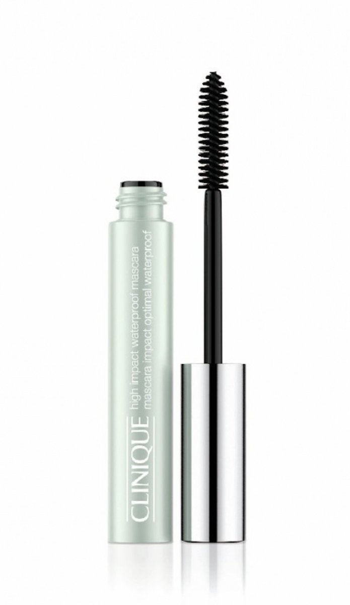 Clinique High Impact Waterproof Mascara Zwart - 01 black