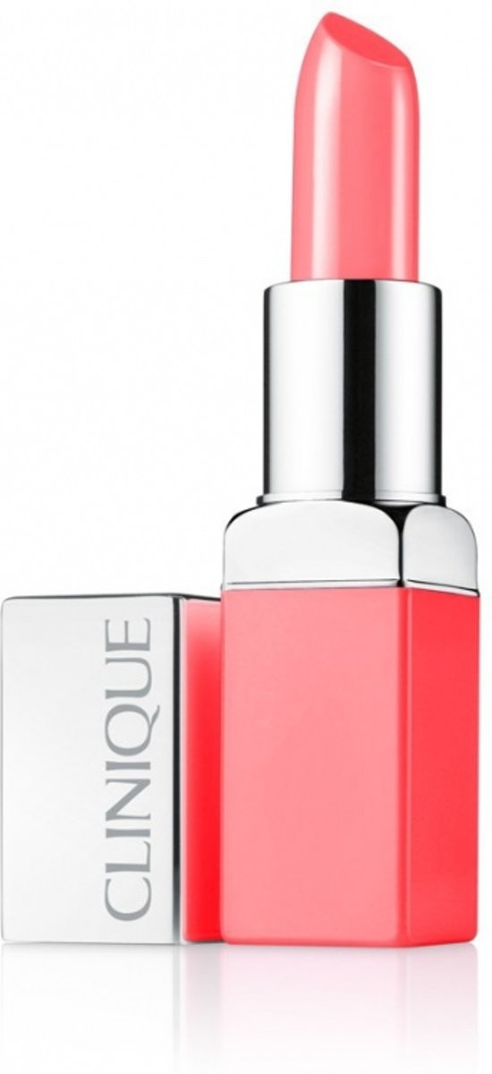 Clinique Pop Lip Colour + Primer Lipstick  - 09 - Sweet Pop