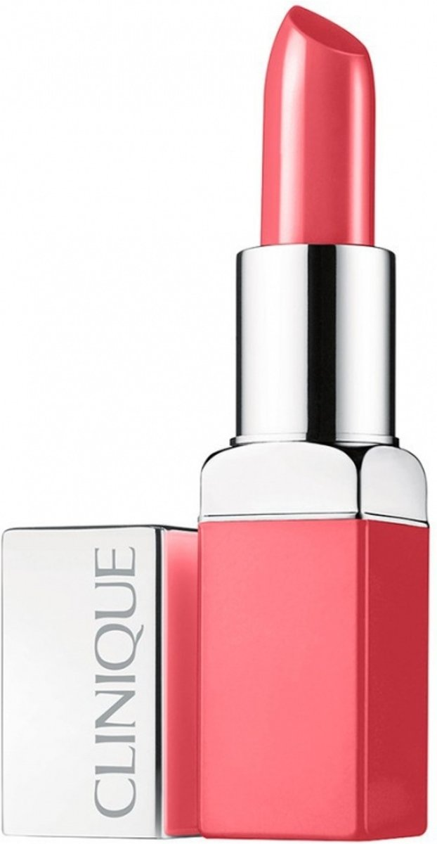 Clinique Pop Lip Colour + Primer Lipstick 18 Papaya pop