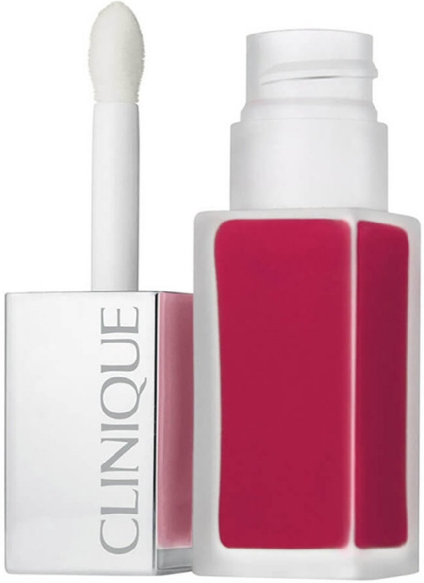 Clinique Pop Liquid Matte Lip Colour + Primer - Sweetheart Pop - Lip Gloss 6 ml  - Roze