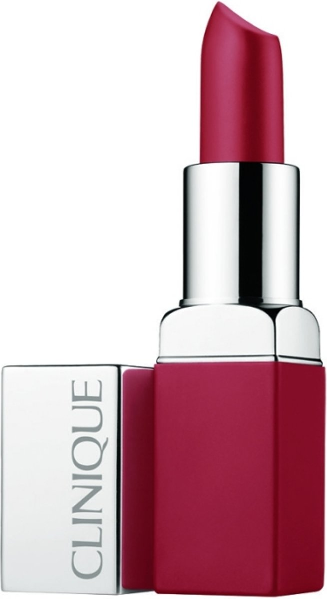 Clinique Pop Matte Lip Colour + Primer -  Icon Pop - Lipstick