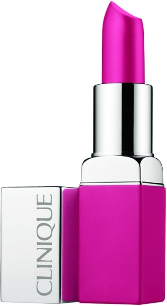 Clinique Pop Matte Lip Colour + Primer - Rose Pop – Lipstick