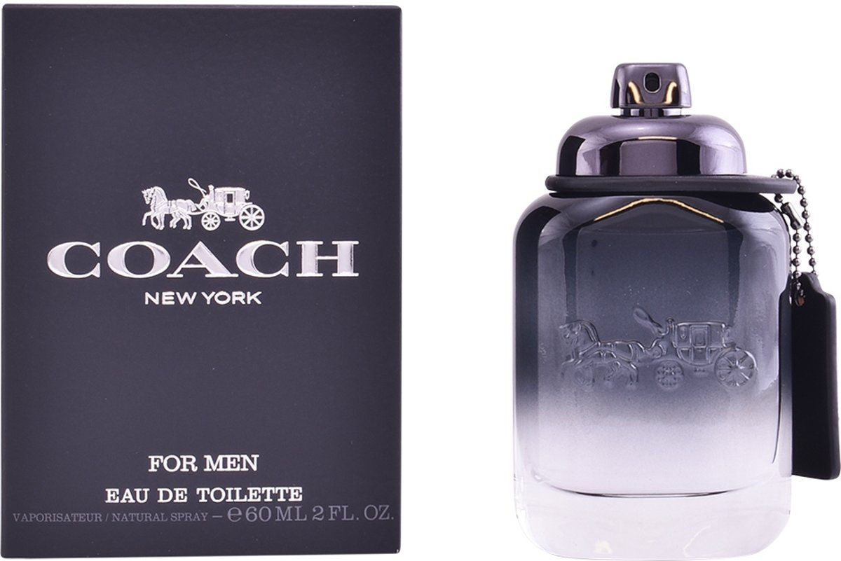Coach Coach For Men Eau de Toilette Spray 60 ml