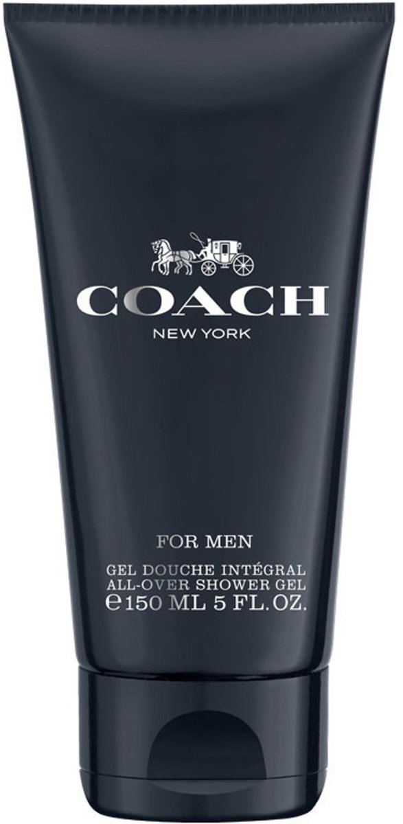 Coach Coach For Men Showergel- 150 ml - Douchegel