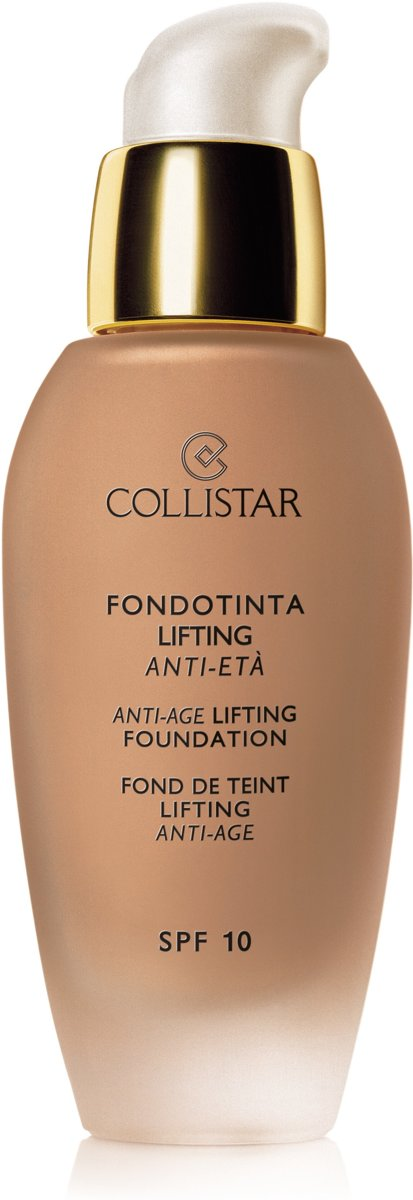 Collistar Anti-Age Lifting Foundation - 4 Dark Beige - Foundation