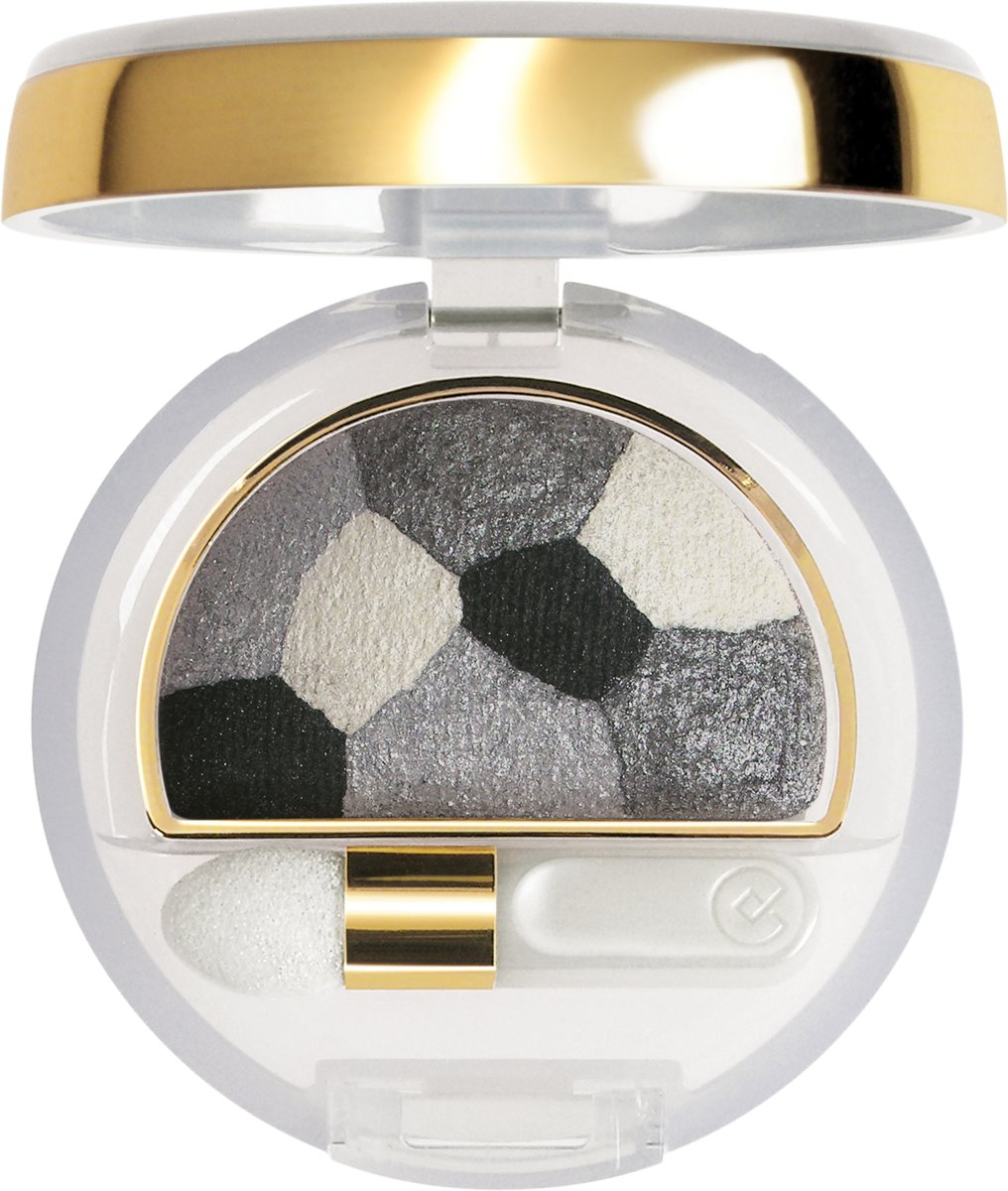 Collistar Double Effect Wet & Dry Eyeshadow - 19 Smoky Eyes - Oogschaduw