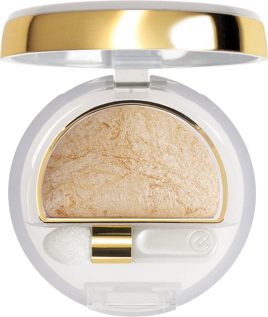 Collistar Double Effect Wet & Dry Eyeshadow - 2 Champagne - Oogschaduw