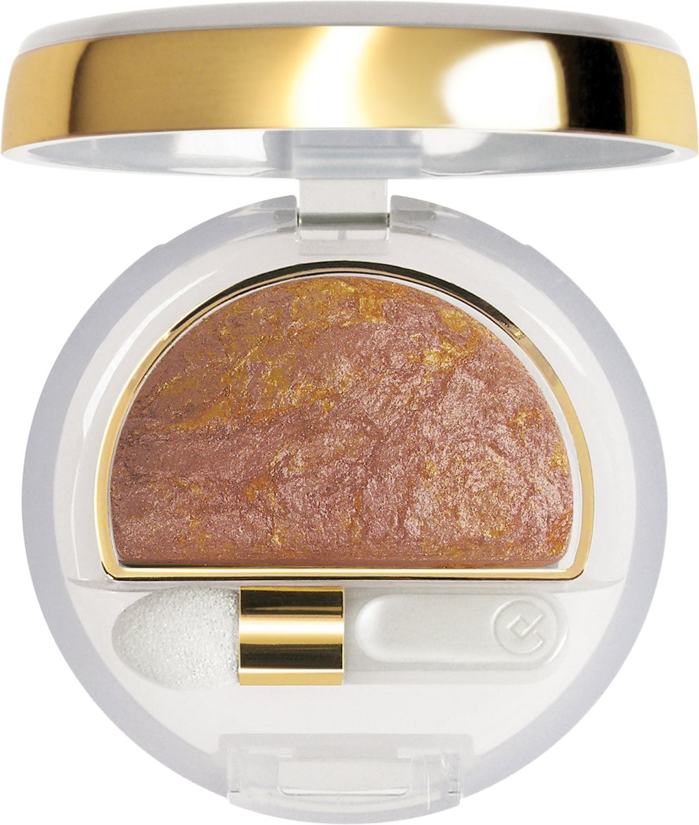 Collistar Double Effect Wet & Dry Eyeshadow - 4 Rosy Beige - Oogschaduw