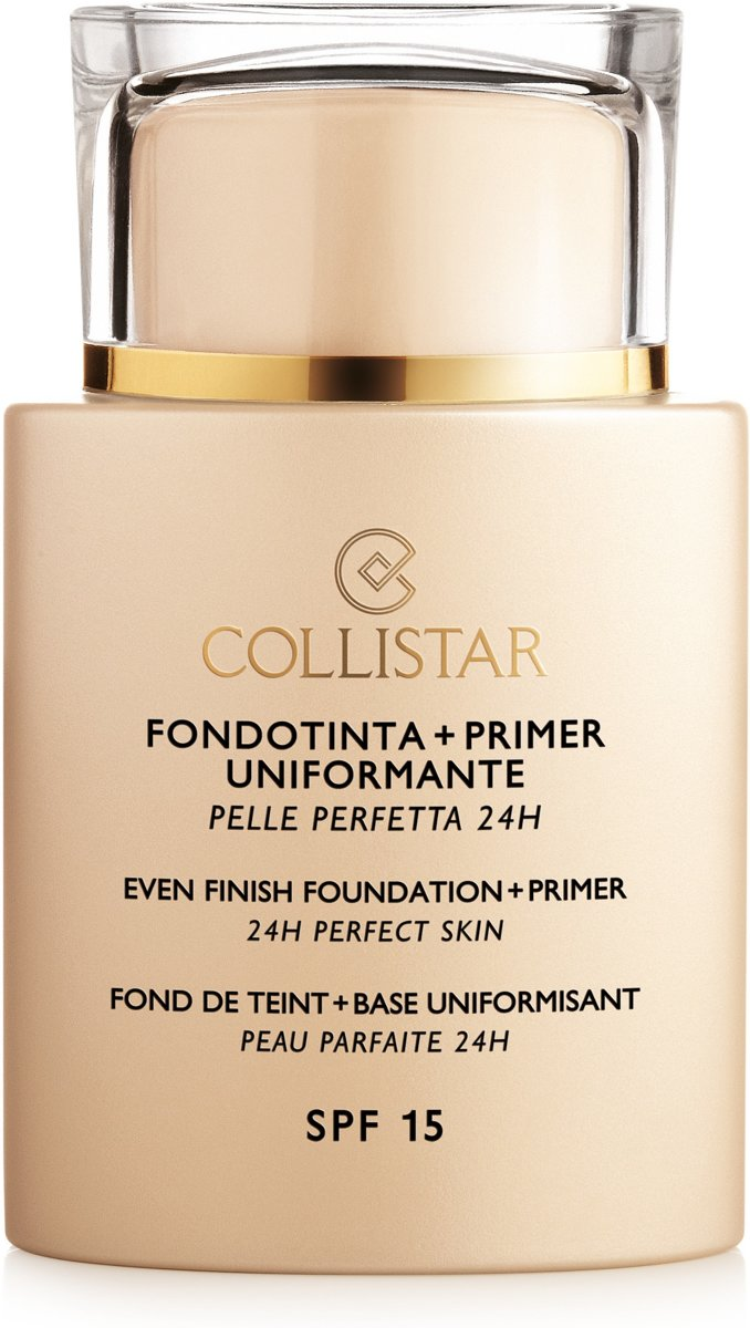 Collistar Even Finish Foundation en Primer - 6 Sun - Foundation
