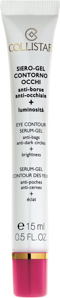Collistar Gezicht Eye Contour - 15 ml - Serum