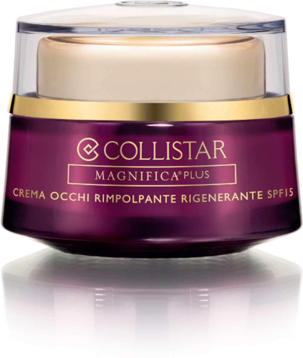 Collistar Gezicht Magnifica Plus Eye Cream SPF 15 - 15 ml - Oogcreme