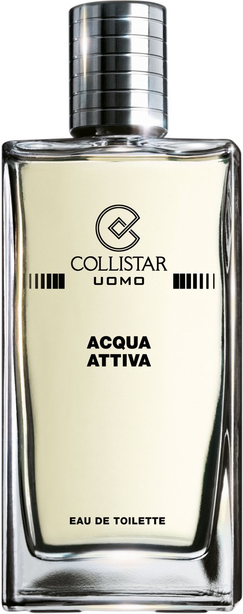 Collistar Man Acqua Attiva - 100 ml - Eau de toilette