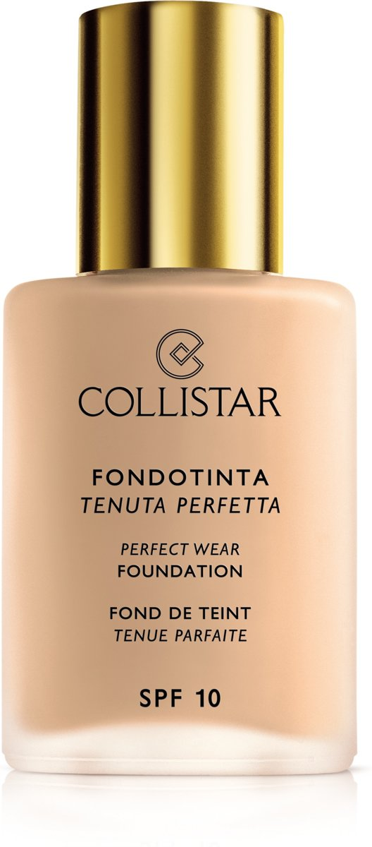 Collistar Perfect Wear Foundation - 1 Nude - Foundation