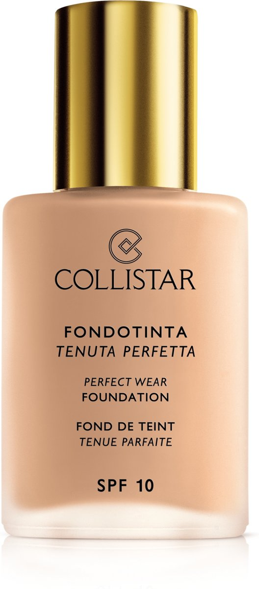 Collistar Perfect Wear Foundation - 3 Natural - Foundation