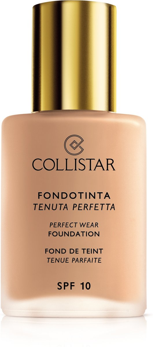 Collistar Perfect Wear Foundation - 4 Biscuit - Foundation