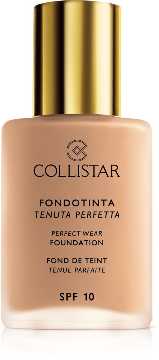 Collistar Perfect Wear Foundation - 5 Cappuccino - Foundation