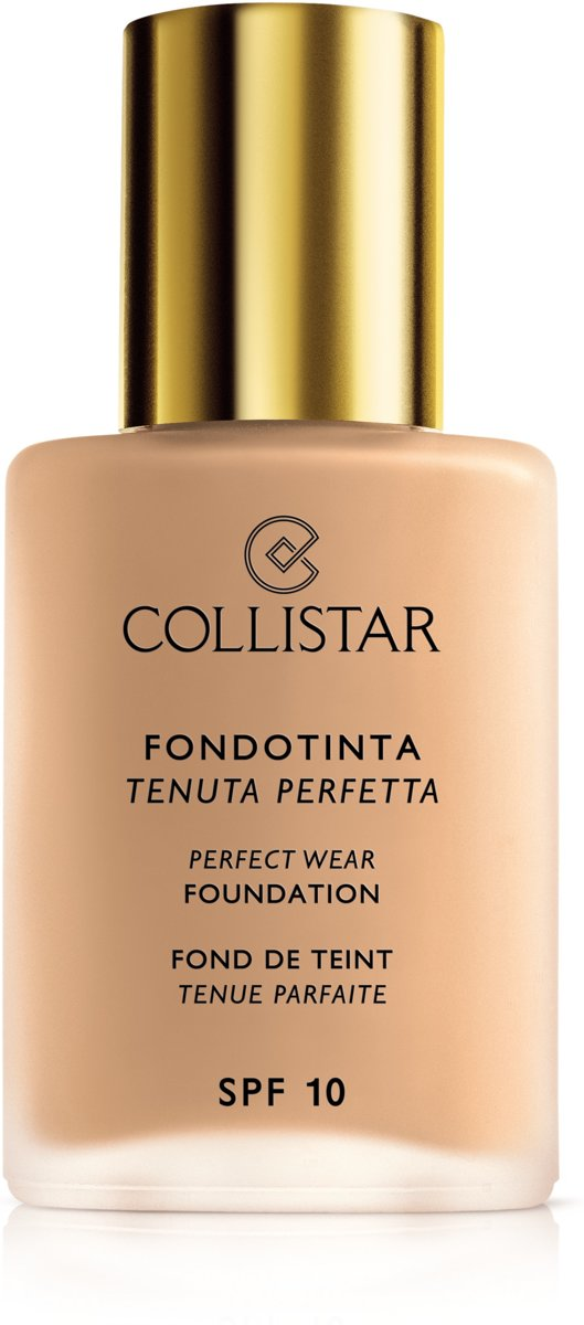 Collistar Perfect Wear Foundation - 7 Caramel - Foundation