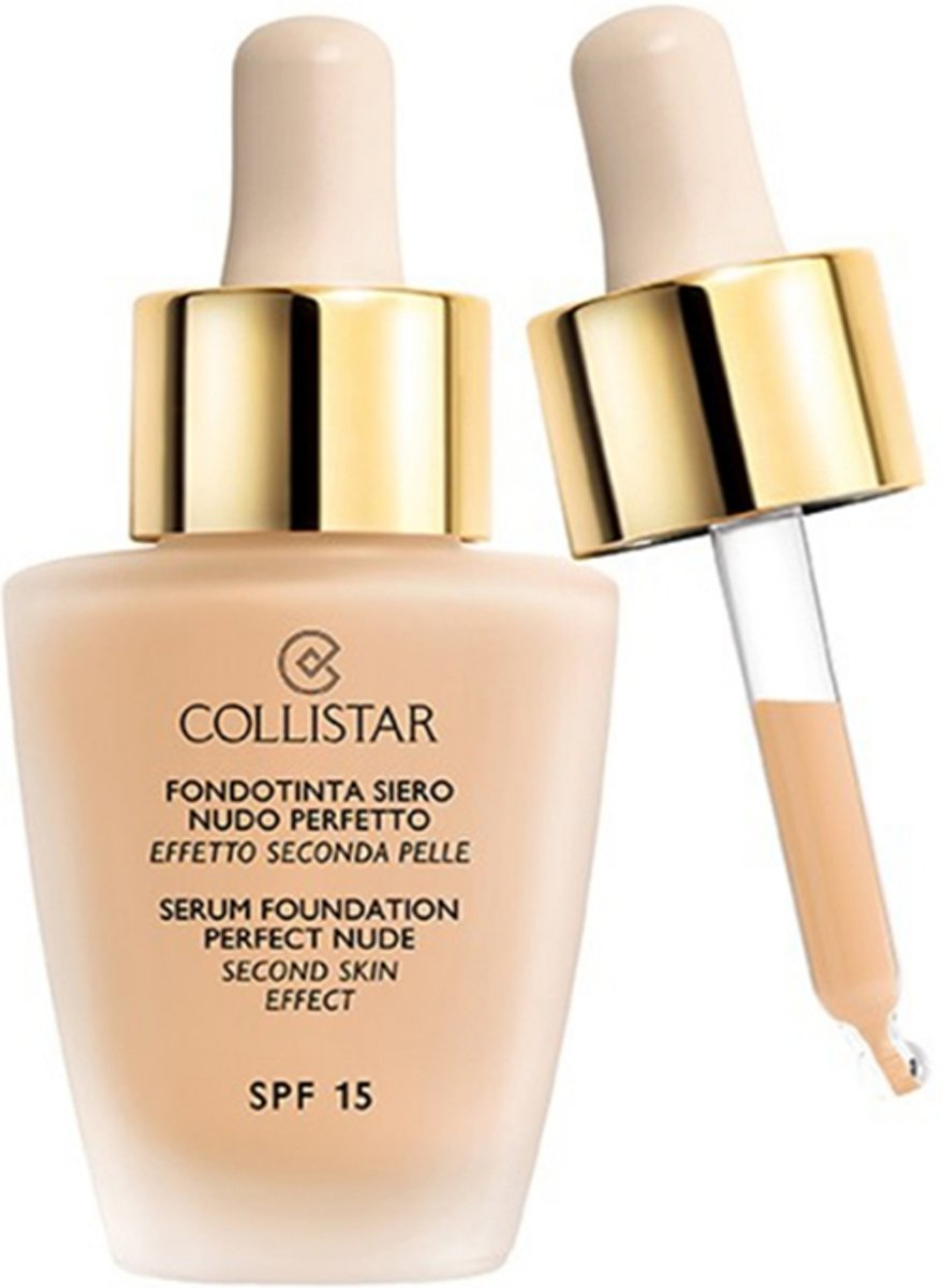 Collistar Serum Foundation Perfect Nude Foundation 30 ml - 0 - Cameo