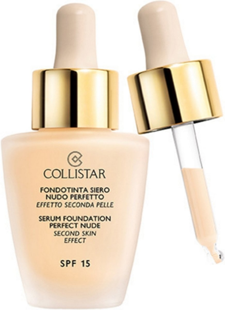 Collistar Serum Foundation Perfect Nude Foundation 30 ml - 1 - Ivory