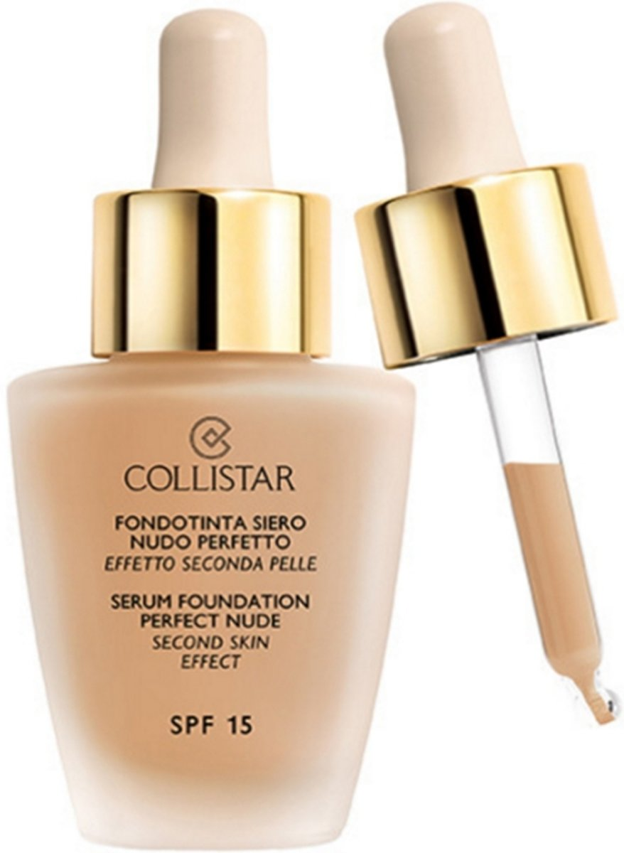 Collistar Serum Foundation Perfect Nude Foundation 30 ml - 3 - Nude